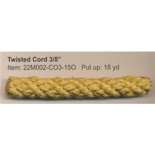 twisted cord